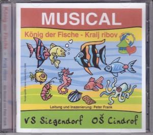 CD König der Fische Cover