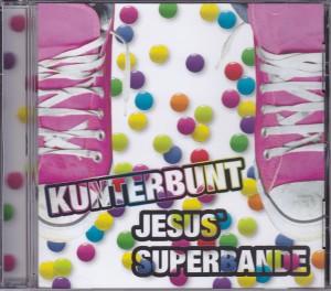 CD Kunterbunt Cover vorne