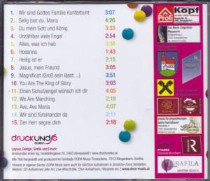 CD Kunterbunt h