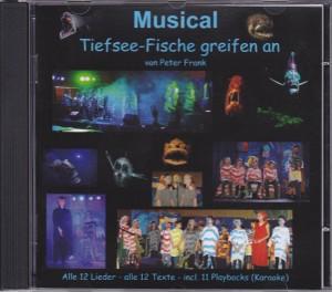 CD Tiefsee-Fische Cover