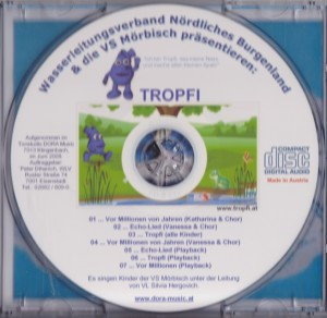CD WLV Tropfi CD