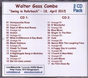 CD Walter Gass h