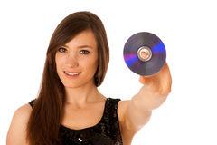 CD und Mädchen 2